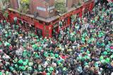 The dark side of St Patrick's Festival,Dublin